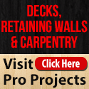 proprojects brisbane carpentry