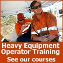 heavy equipment training courses
